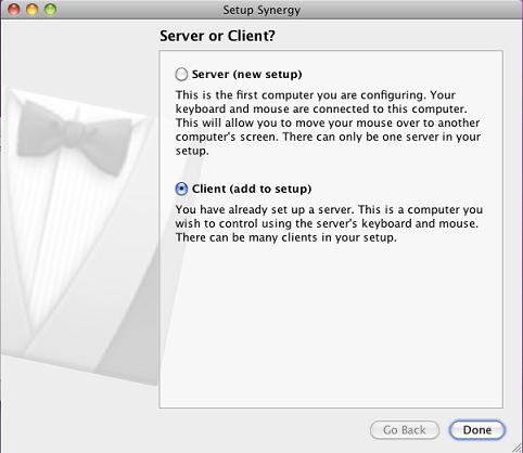 Mac (Client) Setup